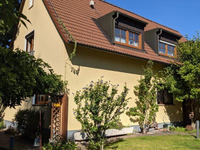 Hochwertig ausgestattetes, großzügiges Einfamilienhaus bei Nürnberg auf Rentenbasis ohne Bank zu verkaufen Bieterverfahren startet in Kürze!